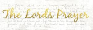The Lords Prayer_Gold by ALI Chris