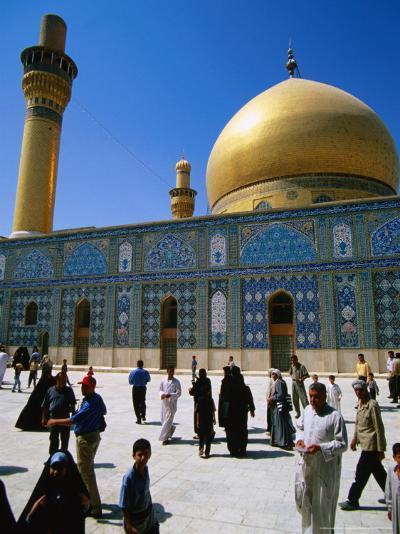 Ali El Hadi Mosque, Samarra, Salah Ad Din, Iraq-Jane Sweeney-Photographic Print