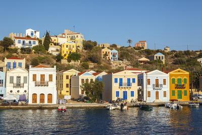 Castellorizo Island, Megisti, Greece