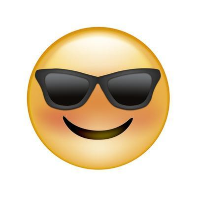 Emoji Sun Glasses