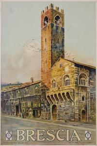 Brescia Poster by Alicandri