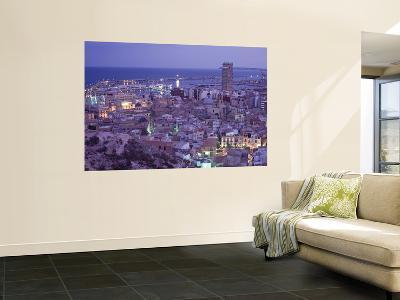 Alicante, Costa Blanca, Spain-Walter Bibikow-Giant Art Print