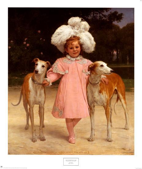 Alice Antoinette-Jan Van Beers-Art Print