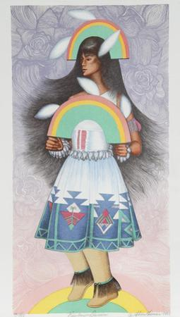 Rainbow Dancer by Alice Asmar