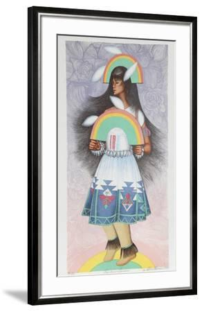 Rainbow Dancer by Alice Asmar