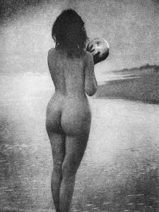 Boughton: Dawn, 1909 by Alice Boughton
