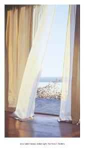 Amber Light by Alice Dalton Brown