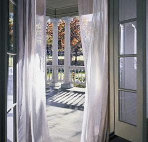 Autumn Reflections by Alice Dalton Brown