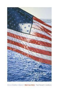 Banner Day by Alice Dalton Brown