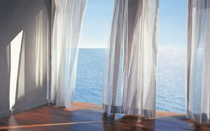 Blues Come Through by Alice Dalton Brown
