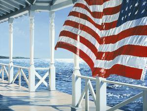 Clearing by Alice Dalton Brown