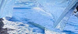 Easy Blues by Alice Dalton Brown