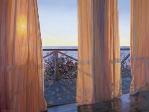 Evening Interplay, 2000 by Alice Dalton Brown