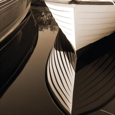 Hull Reflection by Alice Dalton Brown