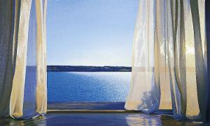 Long Golden Day by Alice Dalton Brown