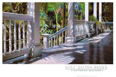Patrick's Porch by Alice Dalton Brown