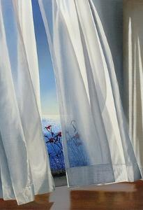 Twilit Lilies by Alice Dalton Brown