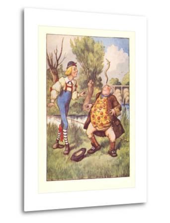 Alice in Wonderland, Father William
