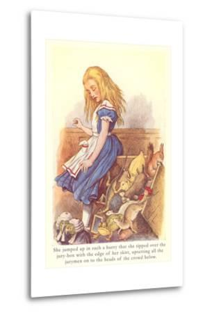 Alice in Wonderland, Jury Box