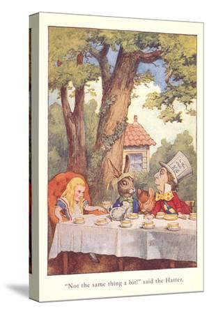 Alice in Wonderland, Mad Tea Party