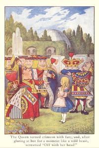 Alice in Wonderland, Queen of Hearts