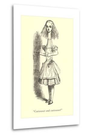 Alice in Wonderland, Stretched Neck