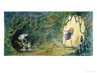 Alice in Wonderland-Philip Mendoza-Giclee Print
