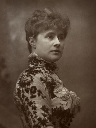 Alice Lingard, British Actress and Singer, 1884-Herbert Rose Barraud-Photographic Print