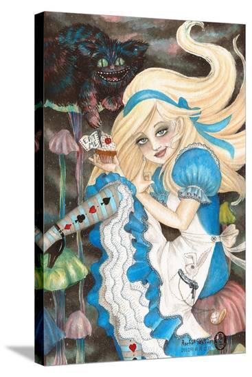 Alice-Rachel Walker-Stretched Canvas Print