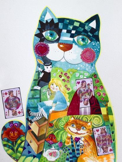 Alice-Oxana Zaika-Giclee Print