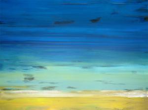 Amagansett Morning by Alicia Dunn