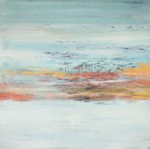 Celestial Sundown by Alicia Dunn