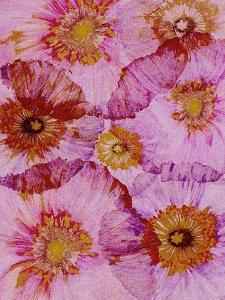 Crepe Paper Flowers II by Alicia Ludwig