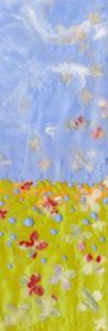 Raining Blossoms II by Alicia Ludwig
