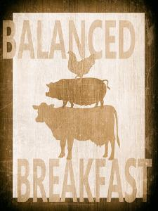 Balanced Breakfast Two by Alicia Soave