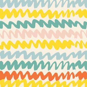 80S Pattern 2 by Alicia Vidal