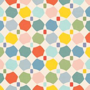 80S Pattern 3 by Alicia Vidal