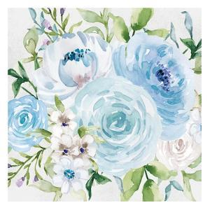 Floral Diversity 1 by Alicia Vidal
