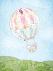 Hot Air Balloon by Alicia Vidal