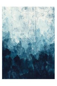 Ocean Blue 1 by Alicia Vidal
