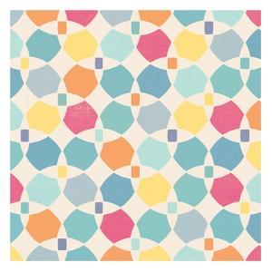 Sunshine Pattern Version Two by Alicia Vidal