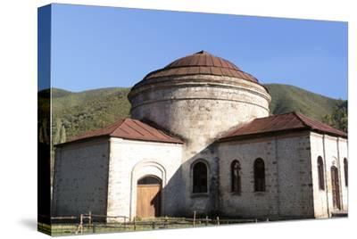 Azerbaijan, Sheki. A 6th-Century Caucasian Albanian Church