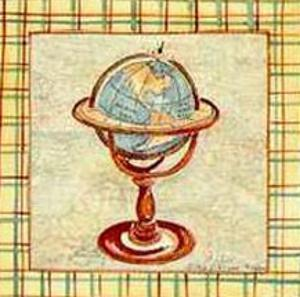 Around the World II by Alie Kruse-Kolk