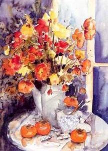 Autumn Bouquet by Alie Kruse-Kolk