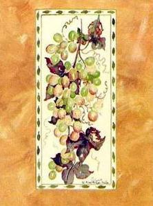 Bunch of Grapes by Alie Kruse-Kolk