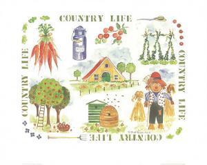 Country Life by Alie Kruse-Kolk