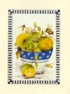 Fruit Bowl I by Alie Kruse-Kolk