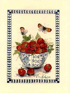 Fruit Bowl II by Alie Kruse-Kolk