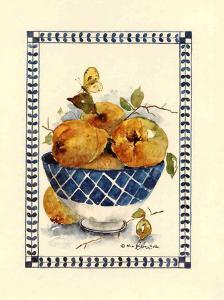Fruit Bowl III by Alie Kruse-Kolk