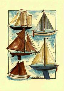 Maritime III by Alie Kruse-Kolk